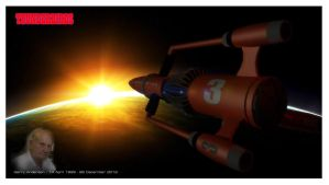 Gerry Anderson Tribute by axeman3d