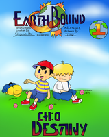 EarthBound: Book 1 Ch.0 by TheOddityArtist