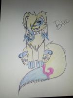 Blue by ritsukaknight1