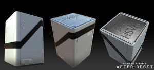 UG Trashbin - model by blackcloudstudios