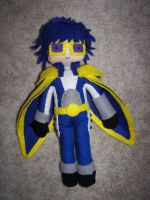 Digimon Emperor plush by PlushKarmsie