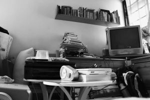 The Typical Messy Room by SimonArty