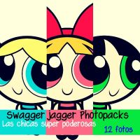 Photopack Las chicas Super poderosas *o* by MicaEdiitions