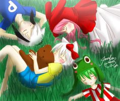 HELLO KITTY and friends by lolita-candy-bear