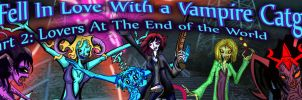 I Fell in Love With a Vampire Catgirl (banner) by spacelion88