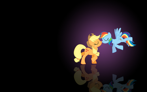 Appledash Wallpaper by AK71