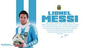 Messi Argent by OguzMilcaN