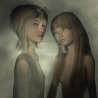 sisters by borodin3
