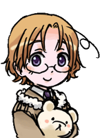 Canada: Matthew Williams [Hetalia] by LGarma