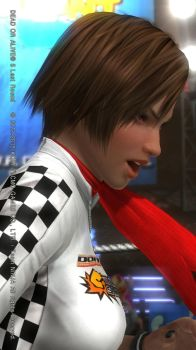 DEAD OR ALIVE 5 Last Round  Lisa13 by aponyan
