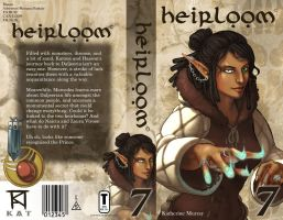 Heirloom Cover - Book 7 by Kuthinks