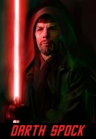 Darth Spock by johnstiles
