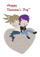 Valentine by Silent-DownPour