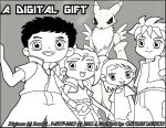 Digital Gift by CaptainMexico