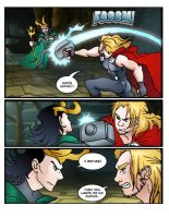 Thorki Battle A page03 by theperfectbromance