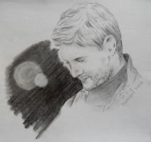 Dean Winchester by 1drawingGirl