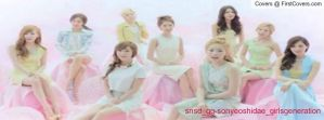 snsd  all my love is for you   Facebook cover 1 by alisonporter1994