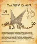 Contest Entry - Scavenging Rabblers by redkitebait