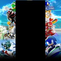 Sonic Riders Youtube background by Pheonixmaster1