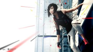 Mirror's Edge 2 wallpaper HD by Mrbarclonista