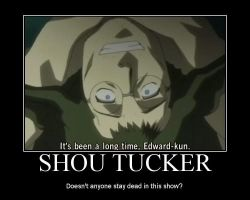 Shou Tucker -spoof- by MetalFan200