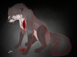 Blood and Tears by the-lonely-fox