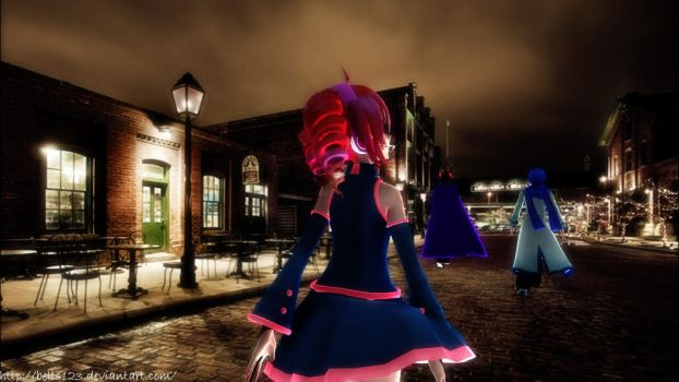 .:MMD:. Rise up by bells123