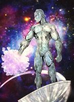 silver surfer color by Mich974