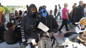 Ticci Toby and Eyeless Jack by Kalix5