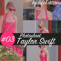 Photoshoot Taylor Swift #O3 by IsfeEditions