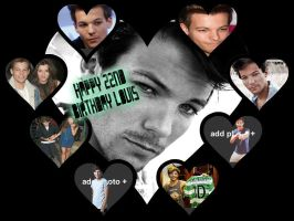 Louis 22nd Birthday by kittycat3302