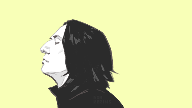 Yellow Snape by AshKerins