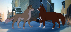 Balto and.. Balto? by Gabichan00