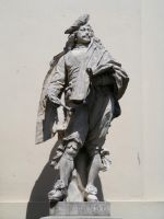 Statue 08 by DKD-Stock