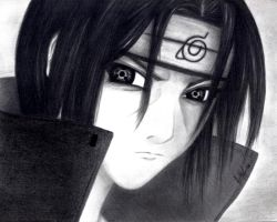 Itachi by Yoturki