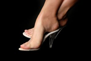 Shoes glass I by Teufelin