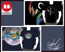 Other True Story and Dash X Tees by Fuzon-S