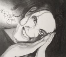 Robert Smith gift by BabyBloodflower