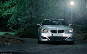 BMW M5 E60 - The Dark Forest 2 by dejz0r