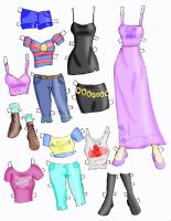 clothes 1 colored by electricjesuscorpse