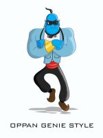 OPPAN GENIE STYLE by mr-suavemente