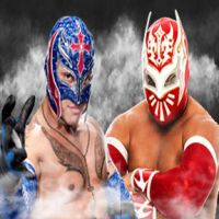 Rey Mysterio and Sin Cara Avatar by IGMAN51