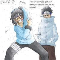 Naruto: BAD SHINO BAD by clingwrap