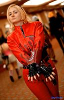 Ash Crimson - King of Fighters by DugFinn