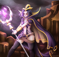 LeBlanc by Angel-Spirit-Walker