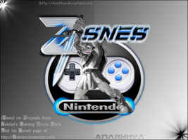 Zsnes V2 for SuperNES emu by Anarkhya