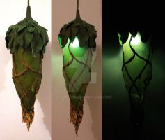 Woodland Lamp by Ermelyn