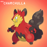 005: Charchulla by SteveO126