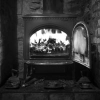 Fireplace by WillJH