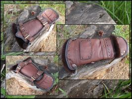 Vambrace #3 by LeatherCraft